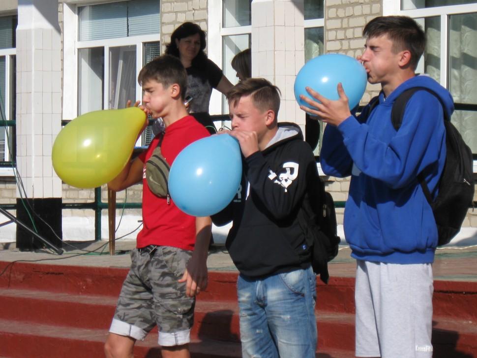 Альбом: 7 вересня у Подолянській ЗОШ І-ІІІ ступенів пройшов День Фізкультури і Спорту.
