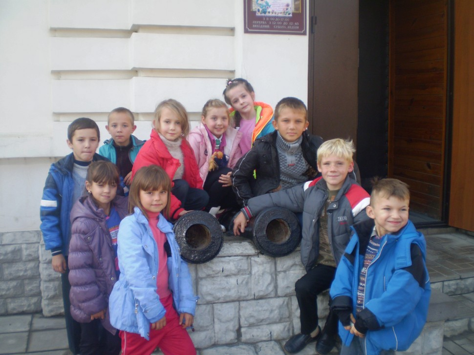 Альбом: Музейне заняття до Дня захисника України